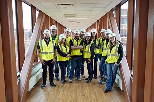 riley construction team