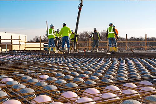 riley construction concrete