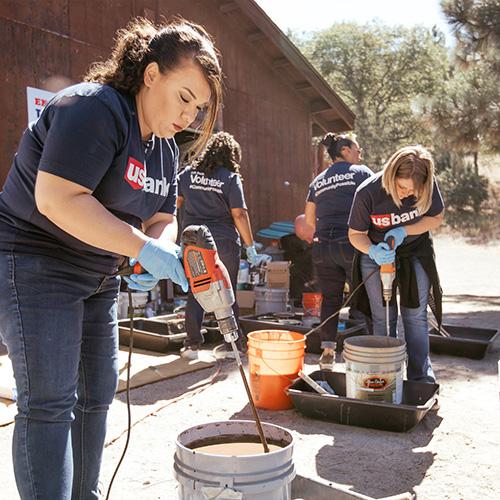 us bank volunteer