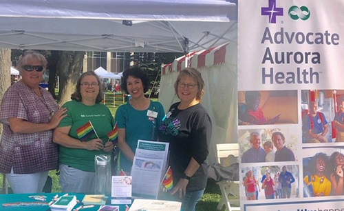aurora health fair